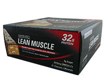Buy Forward Foods: Lean Muscle Bar Peanut Butter Chocolate Crunch 12