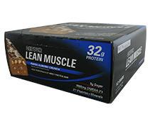 Buy Forward Foods: Lean Muscle Bar Fudge Almond Crunch 12ct