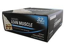 Buy Forward Foods: Lean Muscle Bar Cookie N Cream 12 ct