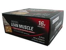 Buy Forward Foods: Lean Muscle Bar 45g Peanut Butter Chocolate Crunc