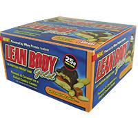 Buy Labrada: Lean Body Gold Caramel Peanut 12 ct