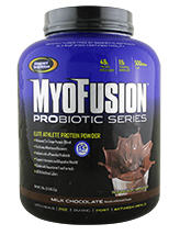 Buy Gaspari: MyoFusion PROBiotic Milk Chocolate 5 lb
