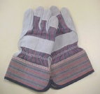 Buy Welders and work gloves_Leather palms