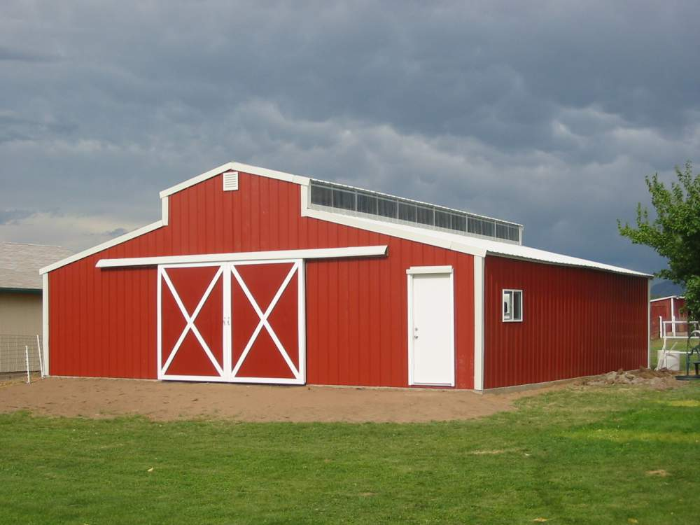 VersaTube Building Systems, Horse Barn