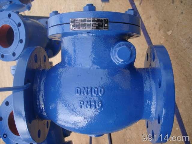 Buy Ductile iron swing check valve lift check valve