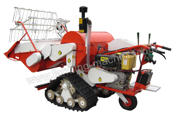 Buy Walking-type Small Rice Harvester