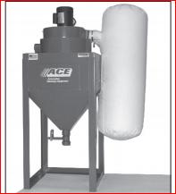 Buy Ace Dust Collectors 400 EB Reclaim D/C