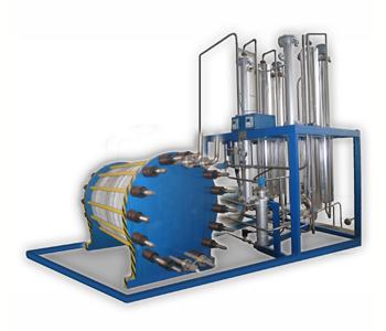 Buy Hydrogen Generating Power Plant by Water Electrolysis VERDE