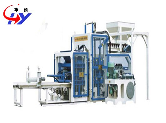 Buy HY-QT8-15 automatic block machine