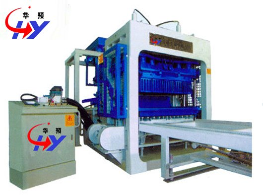 HY-QT10-15 concrete block making machine price in india