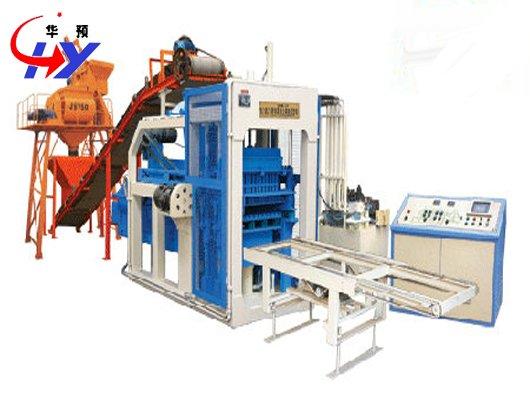 Buy HY-QM4-12 fly ash brick making machine in india price
