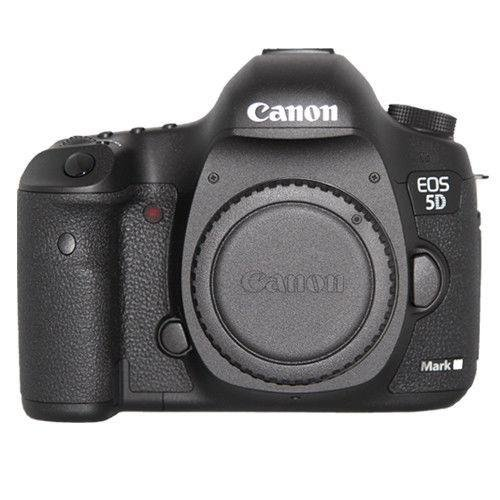 Canon eos 5d mark iii digital slr camera