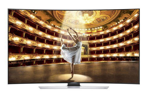 "Buy Samsung UN78HU9000FXZA 78"" Class 4K Ultra HD 120Hz 3D Curved Smart LED TV"
