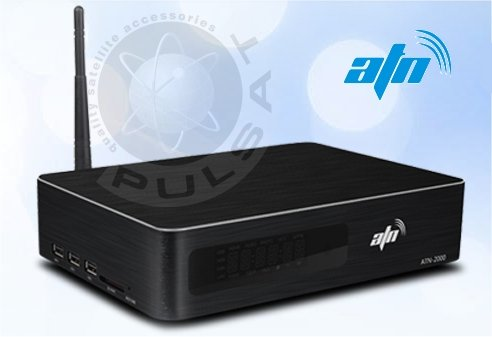 Buy ATN-2000 Arab TV Net IPTV Set Top Box and Subscription 550 Channels
