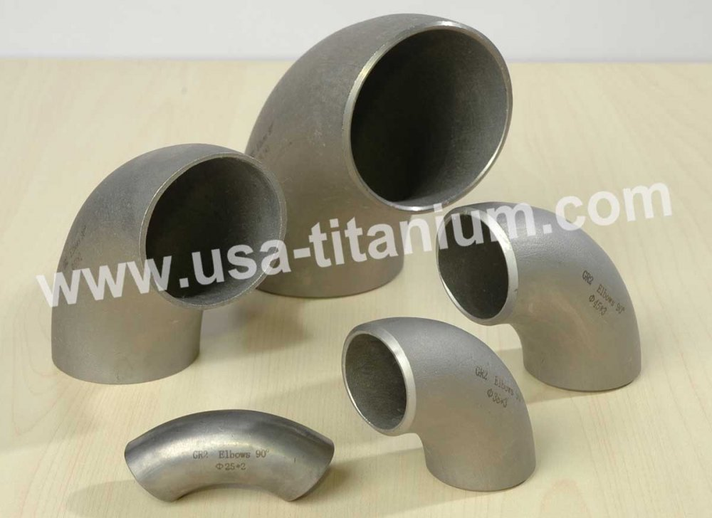 Buy Titanium Pipe Fittings