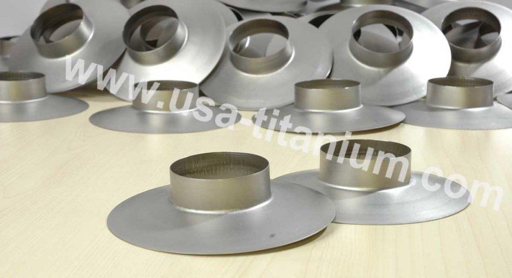 Buy Titanium Stamping