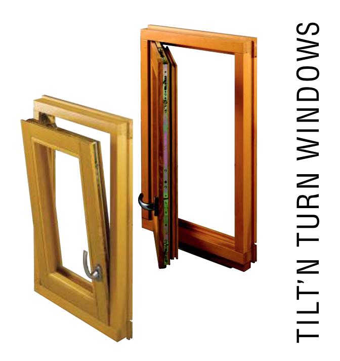Buy Tilt & Turn Windows