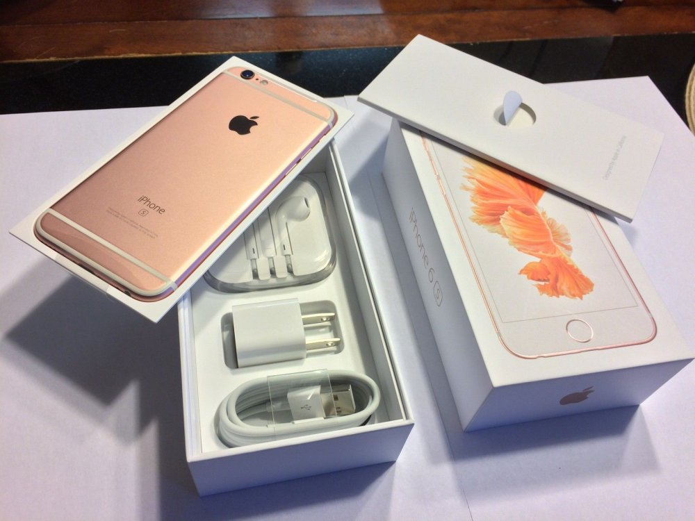 Buy Apple iphones 6s plus and samsung egde