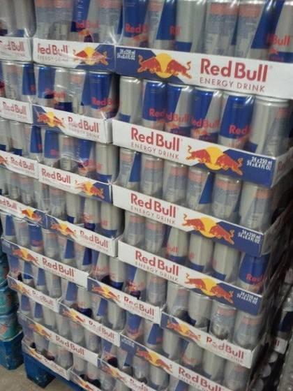 Buy Redbull energy drink