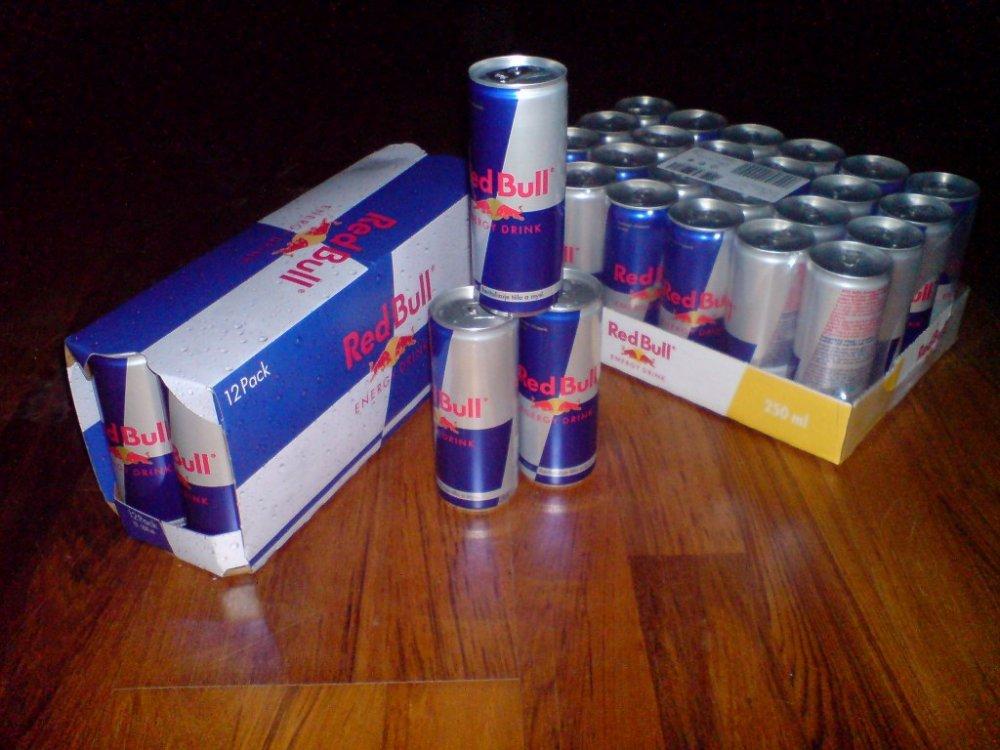 Buy RedBull 250ml Cans