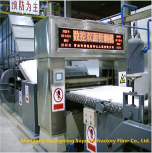 Buy 2000T Ceramic Fiber Blanket Production Line