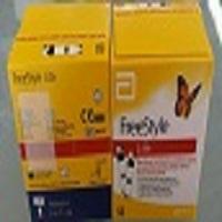 Buy Abbott Freestyle lite glucose Test Strips 50ct