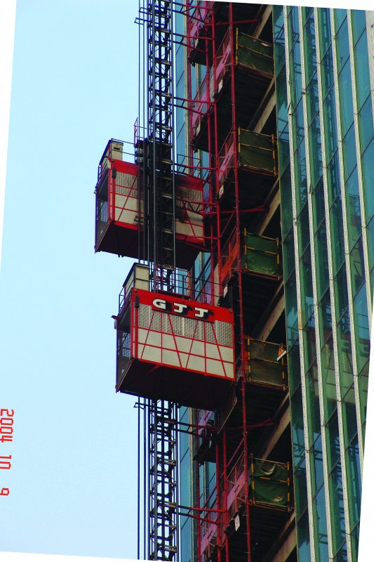 Buy GJJ Construction Hoists