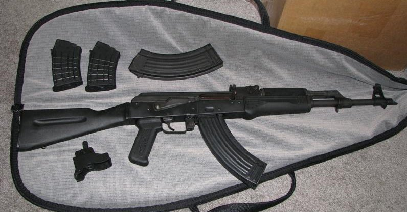 Buy Brand new AK 47 and colt AR 15 riffles for sale