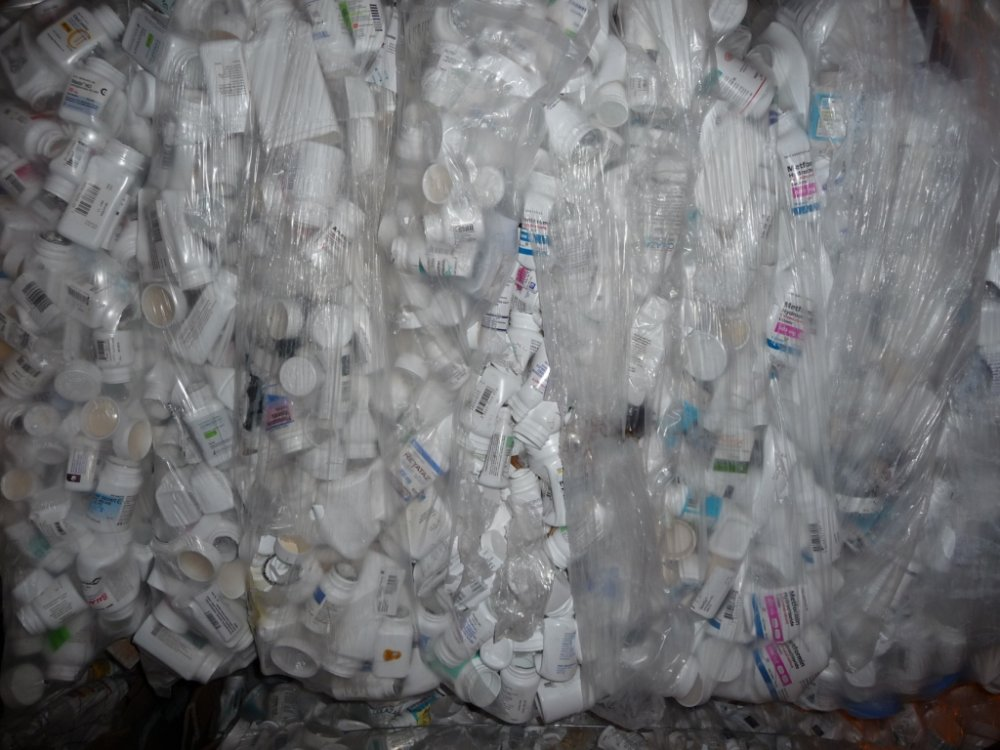 Buy HDPE Pill Bottle Bales......$350
