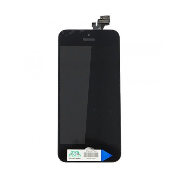 Buy IPhone 5 Replacement screen with LCD and Touch Screen Digitizer Assembly - Black