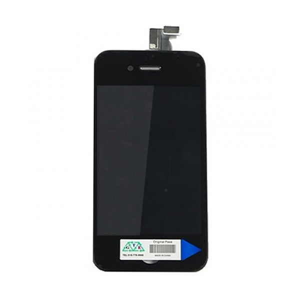 Buy IPhone 4S Replacement screen with LCD and Touch Screen Digitizer Assembly - Black