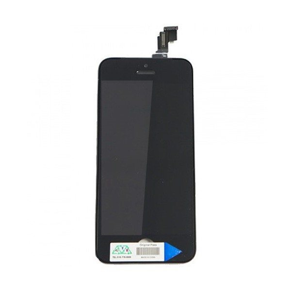 Buy IPhone 5C Replacement screen with LCD and Touch Screen Digitizer Assembly – Black