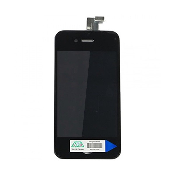 IPhone 4 LCD screen replacement assembly Black/White
