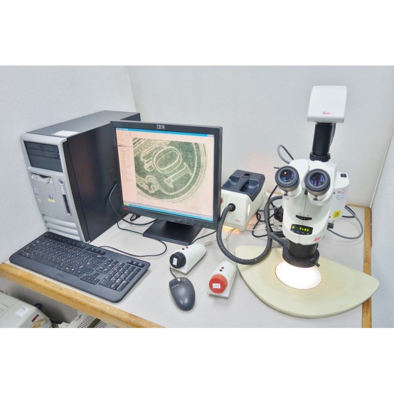 Buy Leica MZ16A Stereomicroscope