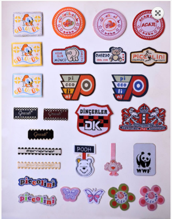 Buy Woven Patches