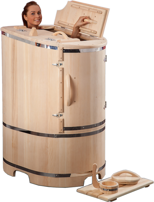 Cedar SPA Barrel
