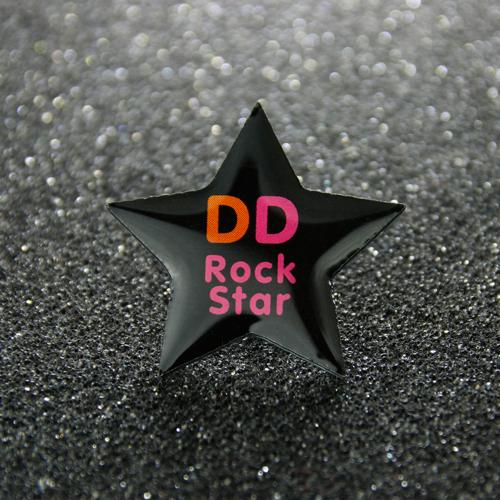 Buy Rock Star Lapel Pins