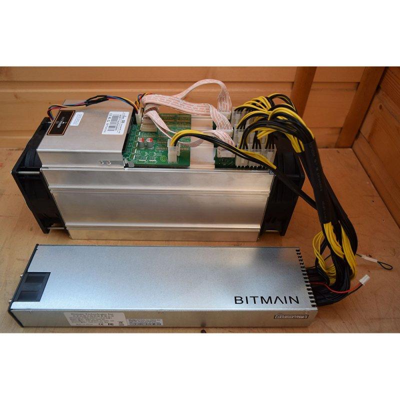 Buy New Antminer S9 14TH/s w/ APW3++ Power Supply ASIC BTC Mining