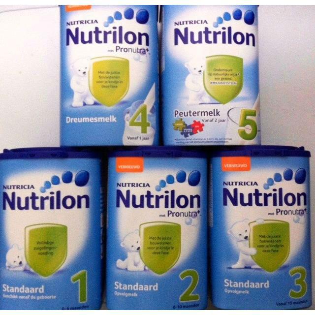 Buy Nutrilon Original Dutch Baby Formula