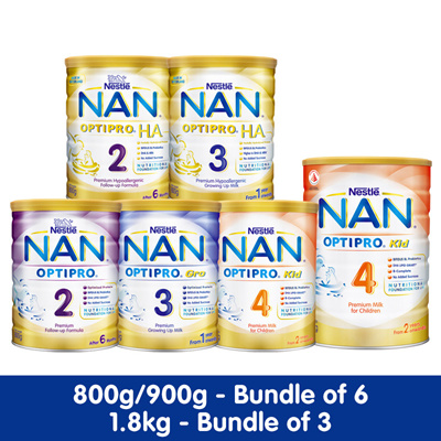 Nestle Nan NAN ( All stages)