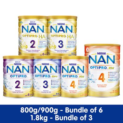 Buy Nestle Nan NAN ( All stages)