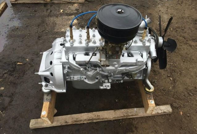 Buy Engine GAZ-52 after major overhaul