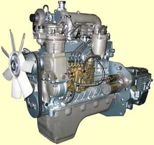 Buy The Engine D-245.12 for trucks MAZ-4370