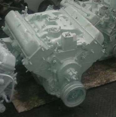 Buy Engine ZIL-130 after major repairs for the car ZIL-130