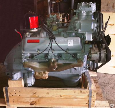 Buy Engine ZIL-130 for ZIL-130