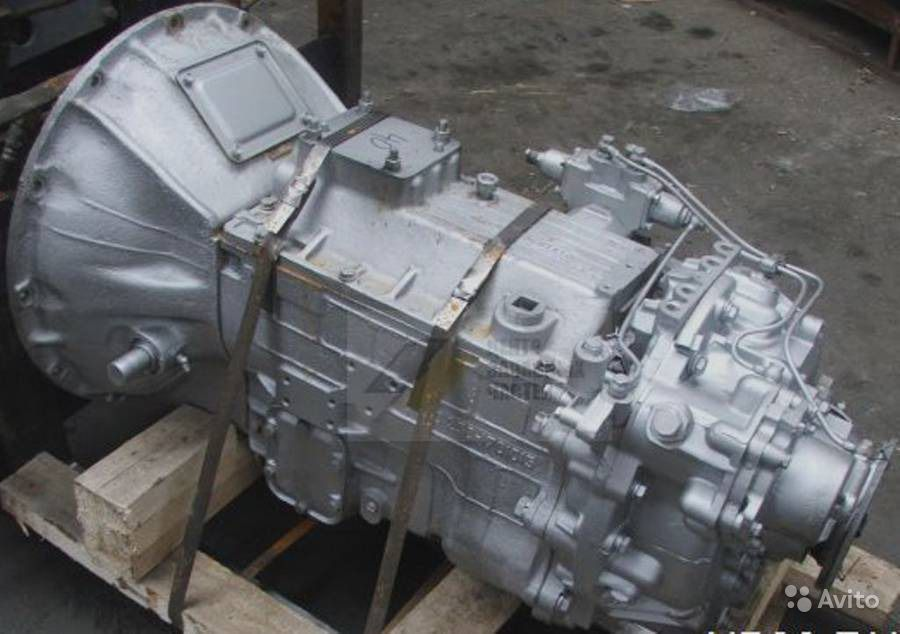 Buy Transmission YaMZ-238VM after overhaul, for truck MAZ-6422