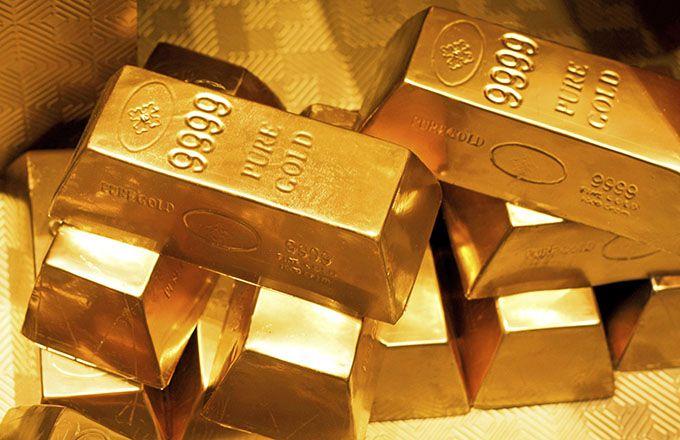 Buy Золотая пыль, золото дорные бары для продажи