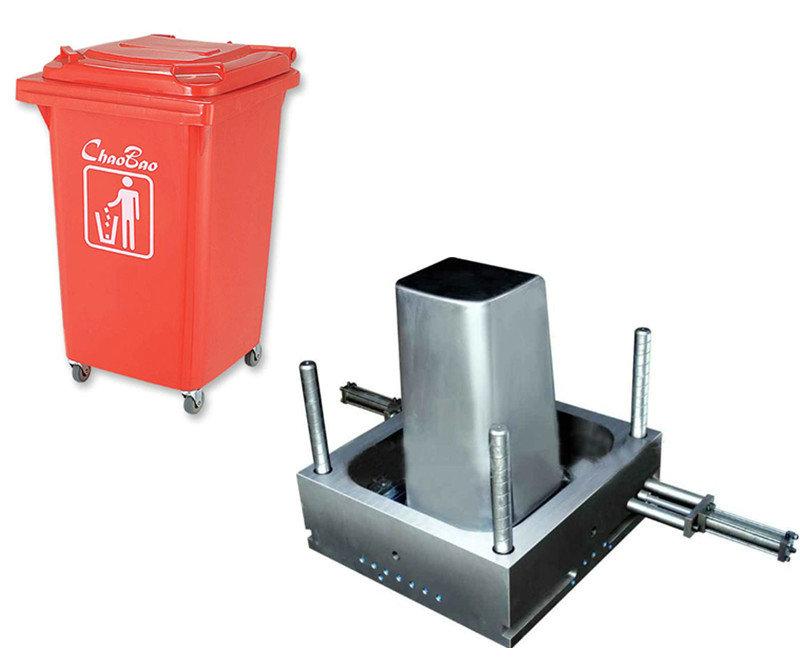 Buy Plastic Bin Mold Plastic Trash Bin Mold Plastic Bucket Mold