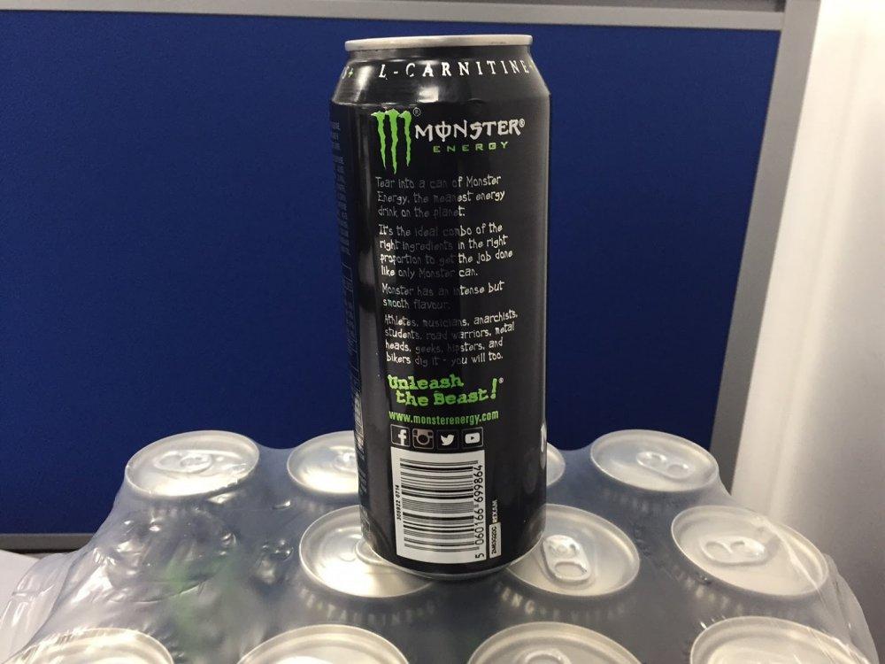 Buy Monster energy drink