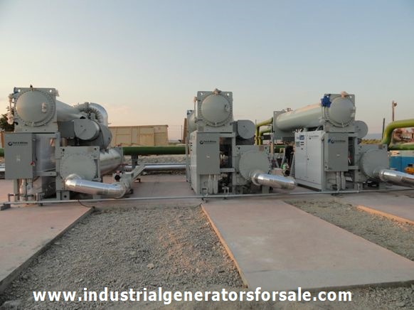 Buy 750 KW Pure Cycle ORC, Organic Rankine Cycle System Zero Fuel Input Costs